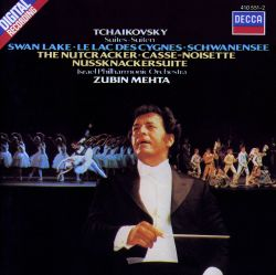 Tchaikovsky: Swan Lake Suite; The Nutcracker Suite
