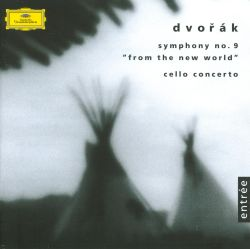 Pierre Fournier / James Levine / George Szell - Dvorák: Symphony No. 9