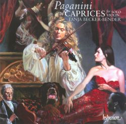 Tanja Becker-Bender - Paganini: 24 Caprices for Solo Violin