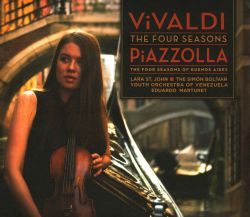 Vivaldi: The Four Seasons; Piazzolla: The Four Seasons of Buenos Aires