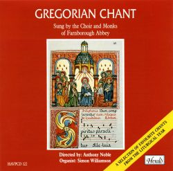 Farnborough Abbey Monks - Gregorian Chant