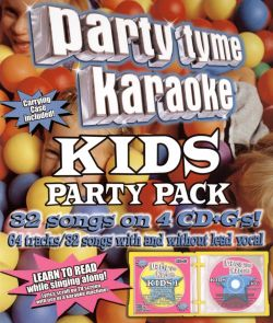 Party Tyme Karaoke / Sybersound - Party Tyme Karaoke: Kids Party Pack