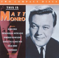 Matt Monro - This Is Matt Monro