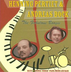 Andreas Bock / Henning Pertiet - The Fabulous Boogie