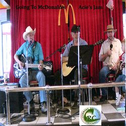 Acie Cargill - Going to McDonald's