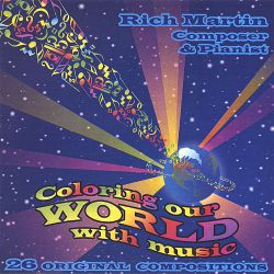 Rich Martin - Coloring Our World with Music