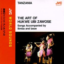 Art of Hukwe Ubi Zawose