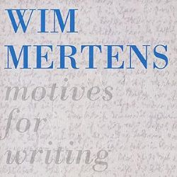 Motives for Writing