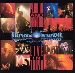 Vicious Rumors - Plug in and Hang on: Live in Tokyo