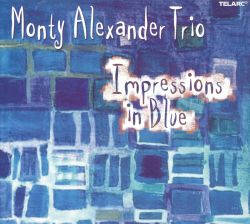 Impressions in Blue