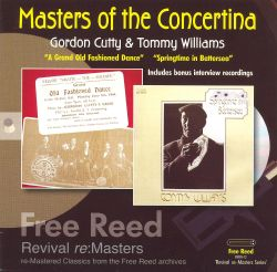 Gordon Cutty / Tommy Williams - Masters of the Concertina