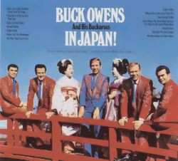 Buck Owens & His Buckaroos in Japan!