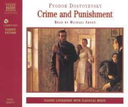 Michael Sheen - Crime and Punishment [AudioBook]