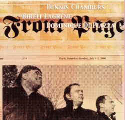 Dennis Chambers / Front Page - Front Page