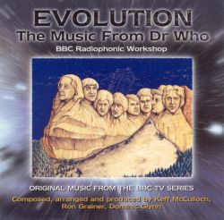 BBC Radiophonic Workshop - Evolution: The Music from Dr. Who