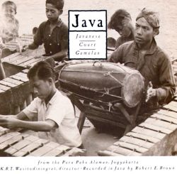 Java: Javanese Court Gamelan