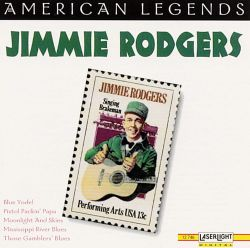American Legends No. 16: Jimmie Rodgers