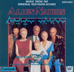Steve Dorff - Alien Nation [Music from the Original Television Scores]