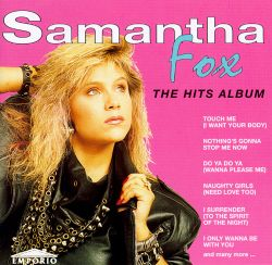 Samantha Fox - The Hits Album