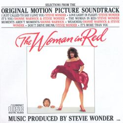 Stevie Wonder - The Woman in Red [Original Soundtrack]
