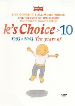 10: 1993-2003 Ten Years Of [Bonus DVD]