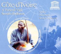 Ivory Coast: A Funeral Vigil - The Music of the Ba-Benzele Pygmies
