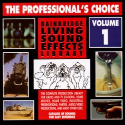 Living Sound Effects, Vol. 1
