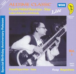 Alltime Classic, Vol. 1: Raag Bageshree
