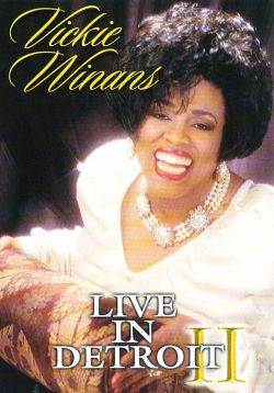 Vickie Winans - Live in Detroit, Vol. 2 [Video/DVD]