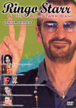 Ringo and His All-Starr Band Video/DVD - Ringo Starr ...