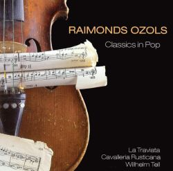 Raimonds Ozols - Classics in Pop