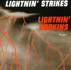 Lightnin' Hopkins - Lightnin' Strikes Back