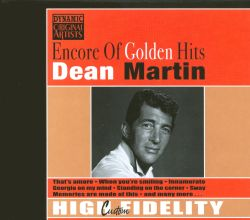 Dean Martin - Encore of Golden Hits