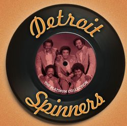 The Detroit Spinners / The Spinners - The Platinum Collection