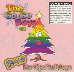Go-Go Boys - The Go-Go Boys Go Homo for the Holidays