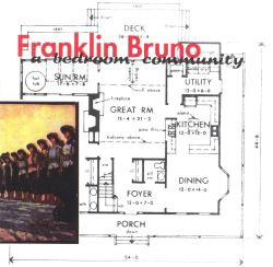 Franklin Bruno - A Bedroom Community