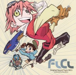 FLCL: Original Sound Track, Vol. 3