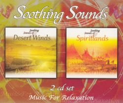Soothing Sounds: Desert Winds & Burning Sky