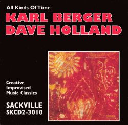 Karl Berger / Dave Holland - All Kinds of Time
