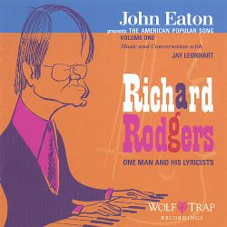 John Eaton - The American Popular Song Richard Rodgers: One Man and His Lyricists