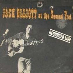 Jack Elliott at the Second Fret, Recorded Live
