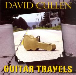 David Cullen - Guitar Travels