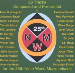 25th Ninth World Music Release
