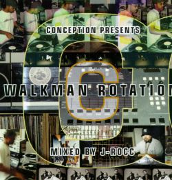 J-Rocc - Walkman Rotation