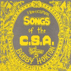 Homespun Songs of the C.S.A., Vol. 5