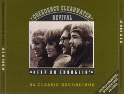Creedence Clearwater Revival - Keep on Chooglin' [Festival]