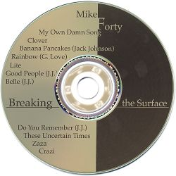 Mike Forty - Breaking the Surface