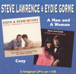 Steve Lawrence - Cozy/A Man and a Woman
