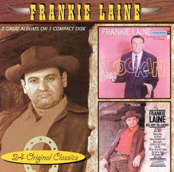 Frankie Laine - Rockin'/Hell Bent for Leather!