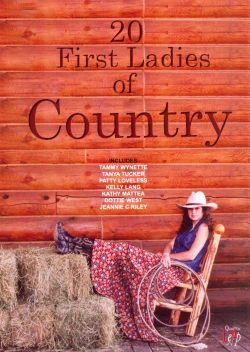 20 First Ladies Of Country Various Artists Songs